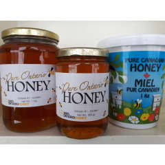 Local Unpasteurized Honey